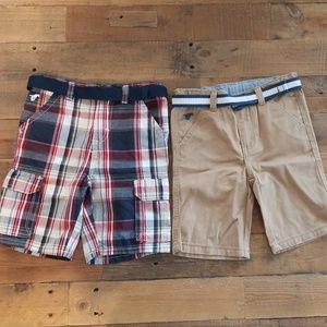NEW Wrangler 100% Cotton Shorts Lot